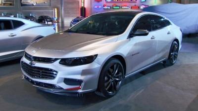 Chevrolet 2015 SEMA Red Line COncepts 13