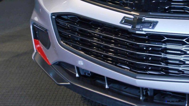Chevrolet 2015 SEMA Red Line COncepts 14