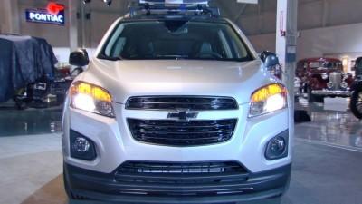 Chevrolet 2015 SEMA Red Line COncepts 33