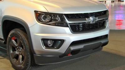 Chevrolet 2015 SEMA Red Line COncepts 35