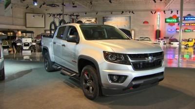 Chevrolet 2015 SEMA Red Line COncepts 36