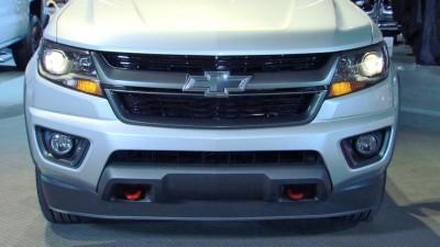 Chevrolet 2015 SEMA Red Line COncepts 42