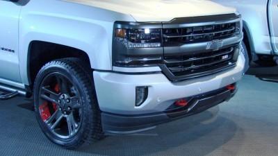Chevrolet 2015 SEMA Red Line COncepts 44