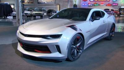 Chevrolet 2015 SEMA Red Line COncepts 51