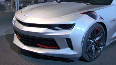 Chevrolet 2015 SEMA Red Line COncepts 53