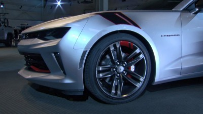Chevrolet 2015 SEMA Red Line COncepts 55