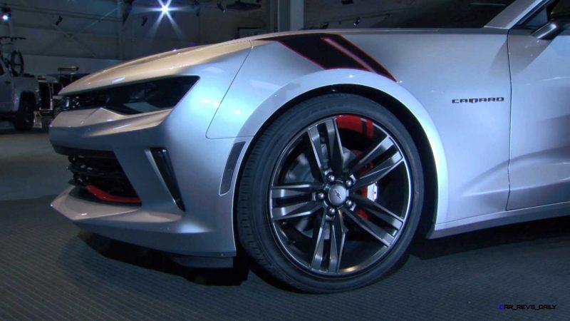 Chevrolet 2015 SEMA Red Line COncepts 55
