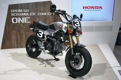 Honda Scrambler Concept copy