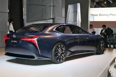 Lexus LF-FC-1 copy