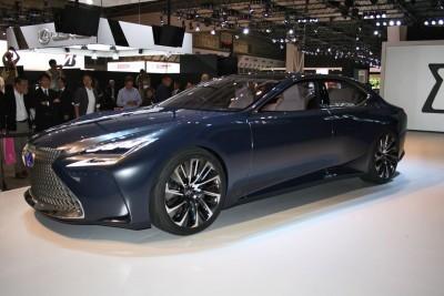 Lexus LF-FC-5 copy