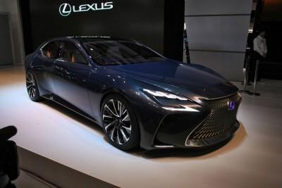Lexus LF-FC-6 copy
