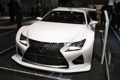 Lexus RCF GT-2 copy