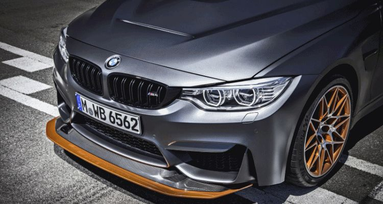 M4 GTS active splitter