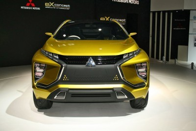 Mitsubishi eX-1 copy