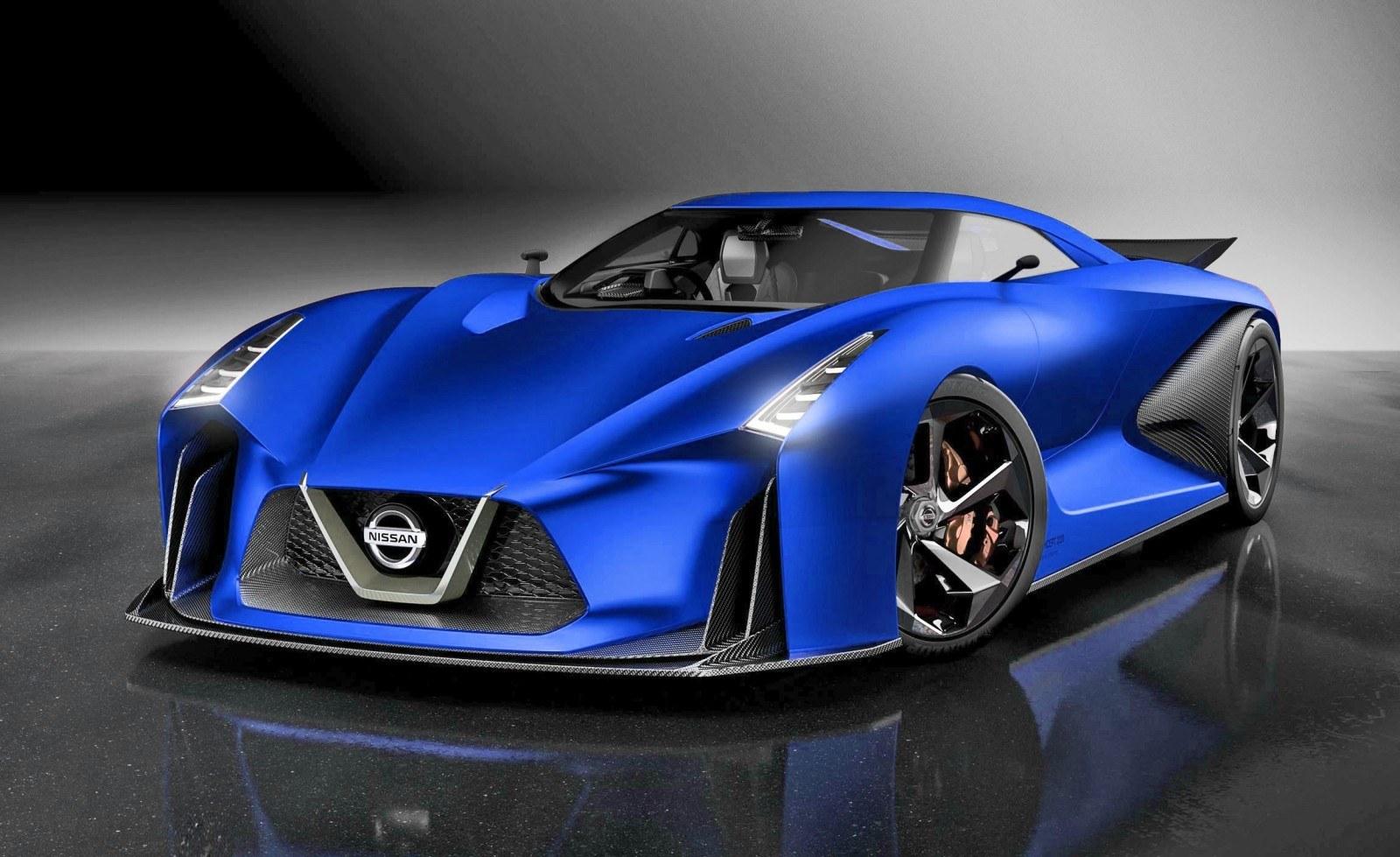 100 Nissan Supercar Concept Tokyo 2017 Nissan