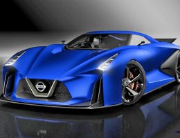 Nissan NC2020 Vision Gran Turismo Debuts New Nose, Color and Wheels