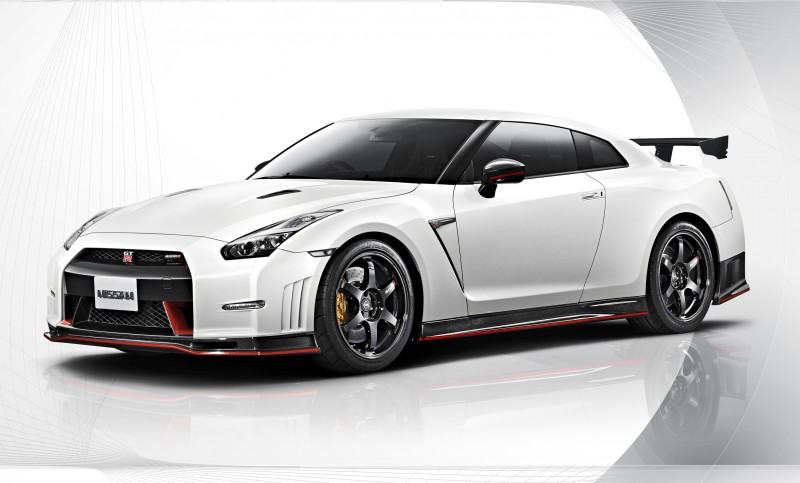 Nissan GT-R NISMO N Attack Package 1