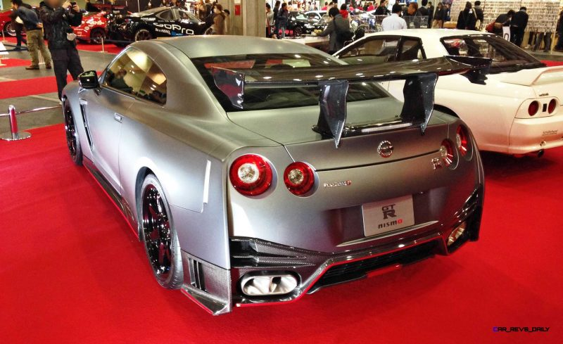 Nissan GT-R NISMO N Attack Package 2