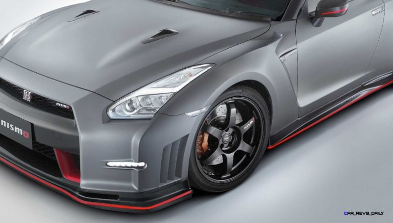 Nissan GT-R NISMO N Attack Package 22