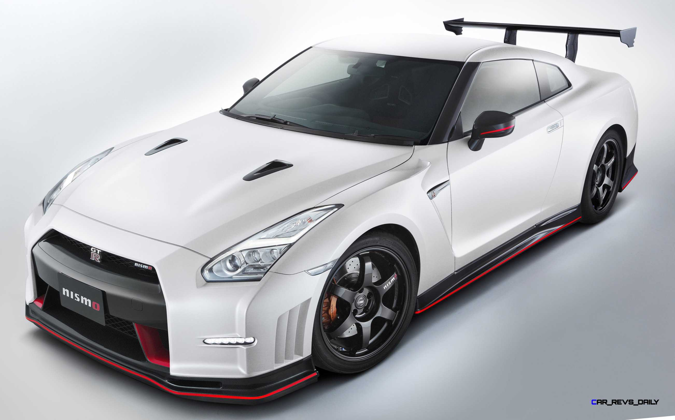 Beautiful Nissan Gtr Nismo 2016