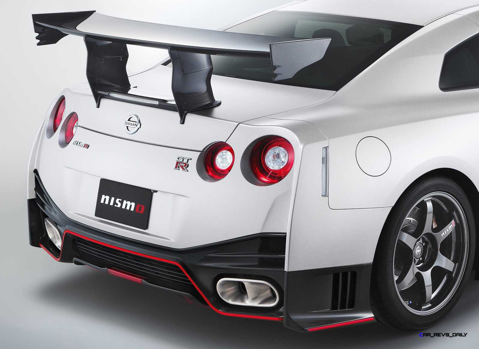 Nissan Gt R Nismo N Attack Package