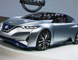 2015 Nissan IDS Concept is Autopilot EV with Sharply Stylish Aero