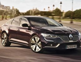 2016 Renault TALISMAN – Pricing and Trims from €27,900