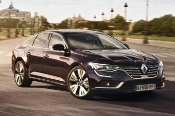 2016 Renault TALISMAN - Pricing and Trims from €27,900