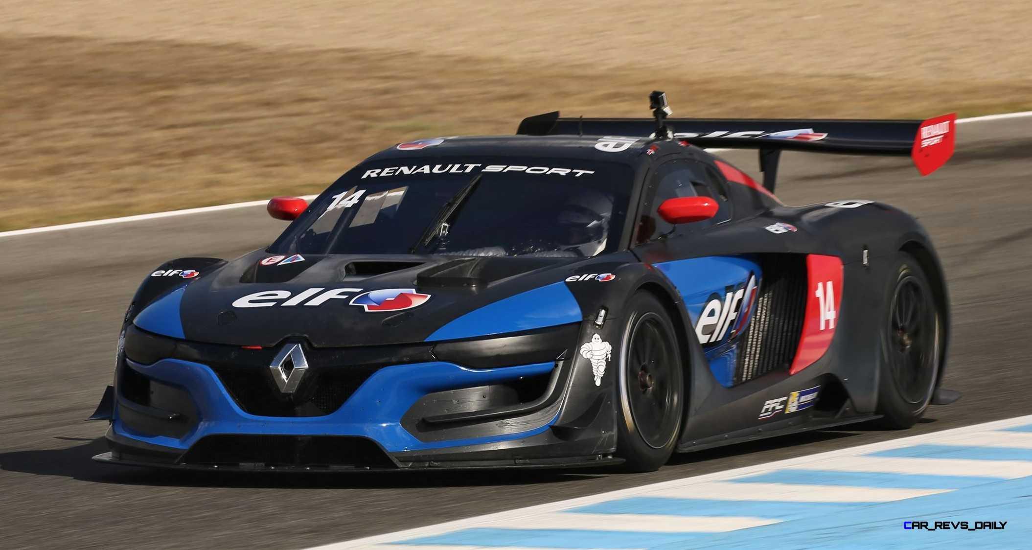 2015 Renaultsport Rs01