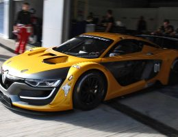 2015 RenaultSport RS01 Blasts Around Jerez Circuit in New Video and Photoset
