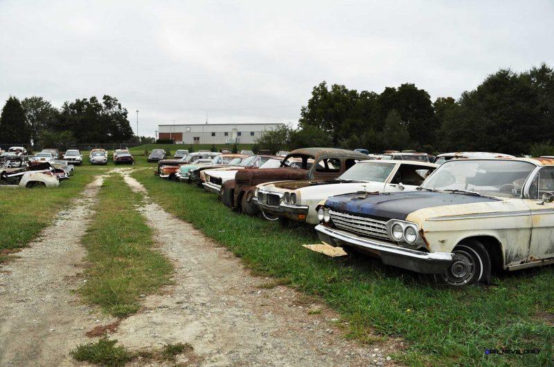 SC Classic Cars - Photo Tour of 50 RARE ICONS 1