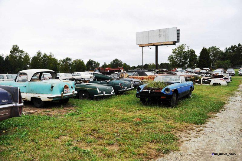 SC Classic Cars - Photo Tour of 50 RARE ICONS 2