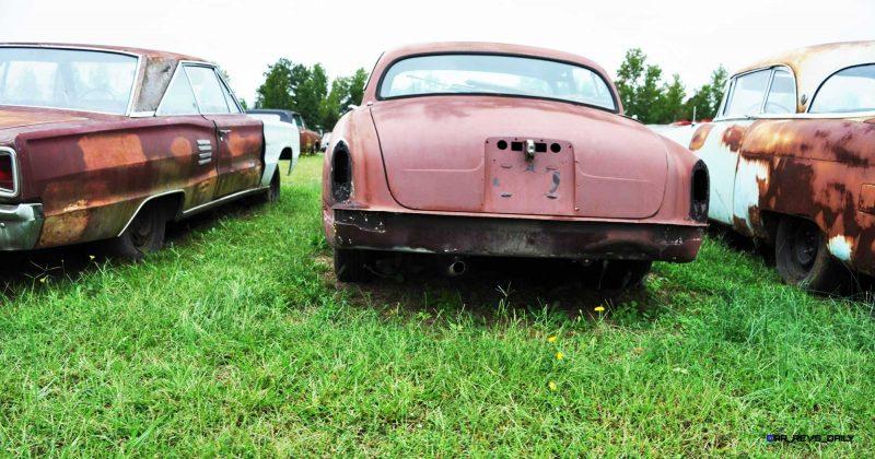 SC Classic Cars - Photo Tour of 50 RARE ICONS 36