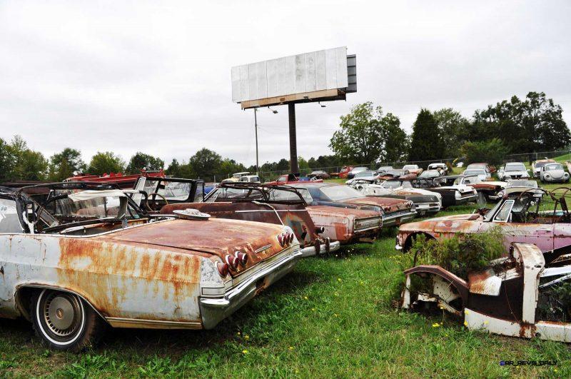 SC Classic Cars - Photo Tour of 50 RARE ICONS 54