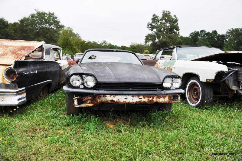 SC Classic Cars - Photo Tour of 50 RARE ICONS 62