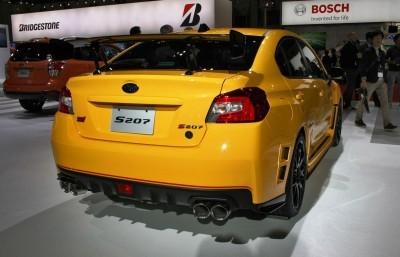 Subaru S207-2 copy