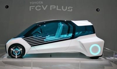 Toyota FCV-1 copy