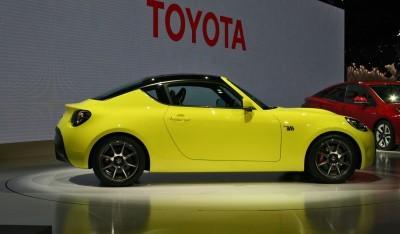 Toyota SFR-3 copy