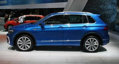 VW Tiguan GTE-2 copy
