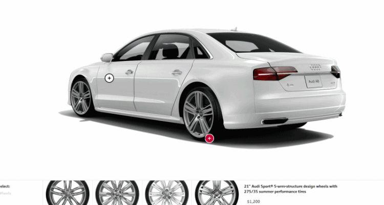 a8 sport wheels