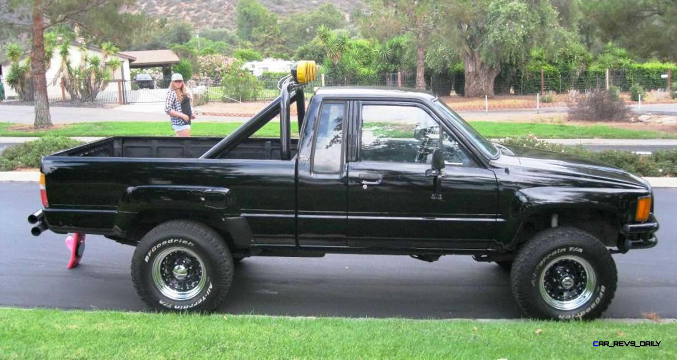 Toyota Diesel Pickup New Car Release Information