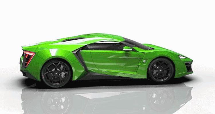 lykan green