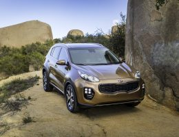 2017 KIA Sportage SX Turbo Debut – Quad LEDs + Euro Handling Focus
