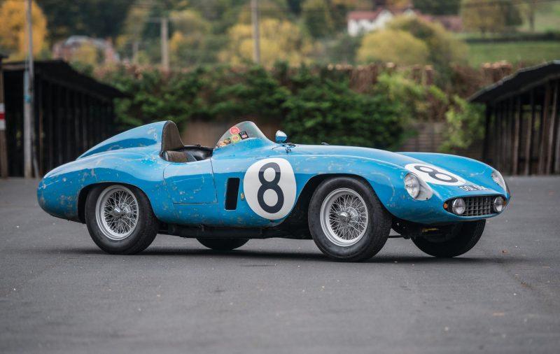 1955 Ferrari 500 Mondial Barchetta by Scaglietti 1