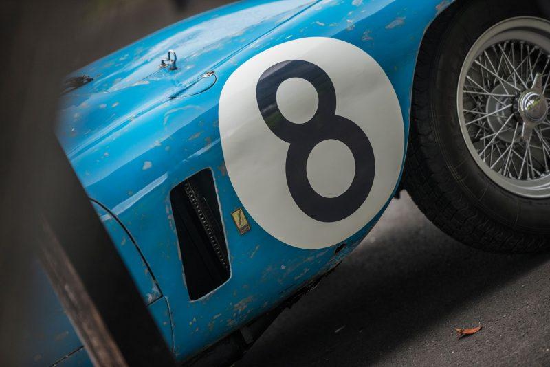 1955 Ferrari 500 Mondial Barchetta by Scaglietti 11