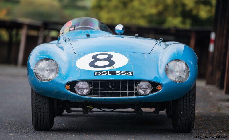 1955 Ferrari 500 Mondial Barchetta by Scaglietti 12