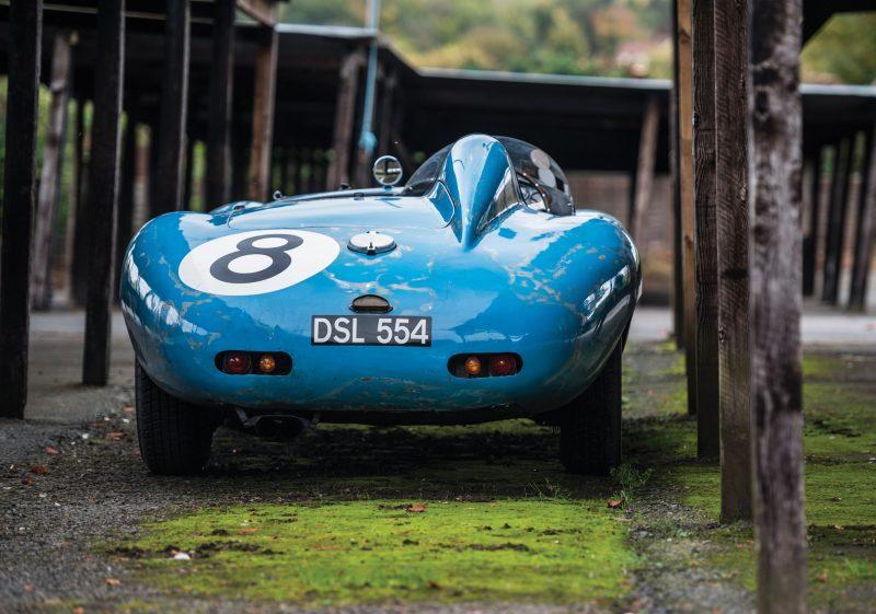 1955 Ferrari 500 Mondial Barchetta by Scaglietti 13
