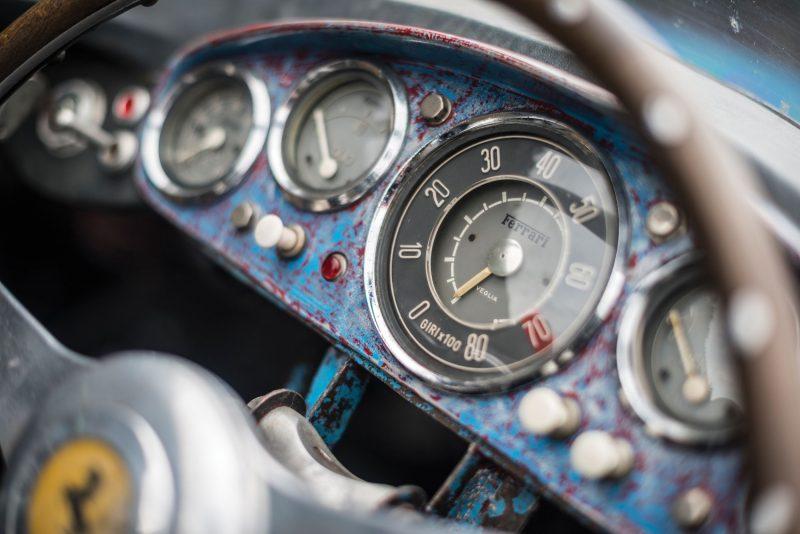 1955 Ferrari 500 Mondial Barchetta by Scaglietti 15