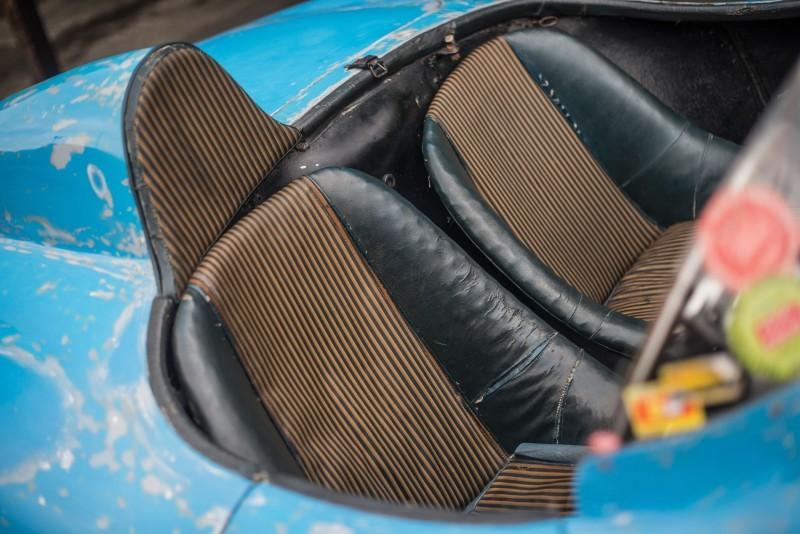 1955 Ferrari 500 Mondial Barchetta by Scaglietti 16