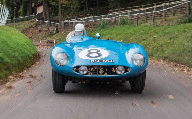 1955 Ferrari 500 Mondial Barchetta by Scaglietti 19